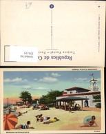 375175,Cuba Habana Havana Playa De Marianao Beach Strand Strandleben - Ansichtskarten