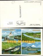 375151,Panama Canal Panamakanal Corte Gaillard Puente Las Americas Esclusas De Mirafo - Panama