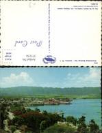 375156,Jamaica Overlooking Montego Bay Teilansicht Bucht - Ansichtskarten