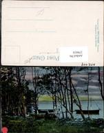 379418,Australia Lake Illawarra See Ufer Boote - Ansichtskarten