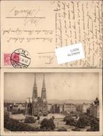 382671,Wien Alsergrund Freiheitsplatz M. Votivkirche Kirche - Wien