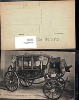 381205,Kutsche Chambord Carosse De Gala Du Comte De Chambord - Taxi & Carrozzelle