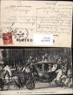 381218,Künstler Ak Kutsche Voiture Du Mariage De Napoleon I Hochzeitskutsche - Taxi & Carrozzelle