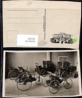 381207,Kutsche Entwicklung D. Automobile Deutsches Museum München Automobile - Taxi & Carrozzelle