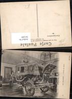 381209,Kutsche Le Trianon Voiture Du Sacre - Taxi & Carrozzelle