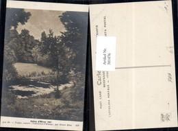 381476,Fotokunst Henri Biva Temps Couvert Villeneuve-l Etang Fluss Landschaft - Illustrators & Photographers
