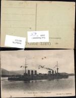 381523,Schiff Kriegsschiff Waldeck Rousseau Croiseur Cuirasse Kriegsmarine Marine - Krieg