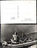 381528,Modell Schiff Kriegsschiff Le Richelieu Taillecourt Doubs M. Chevrolet - Krieg