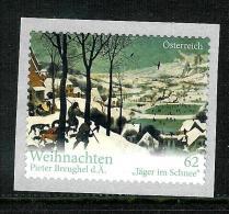 Österreich 2012: Mi.-Nr. 3042: Weihnachten, Selbstkl.  ** - 1945-.... 2. Republik