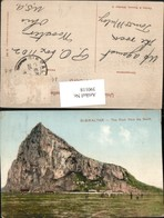 390118,Great Britain Gibraltar The Rock From The North Berg - Gibraltar