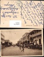 390251,Djibouti Dschibuti Rue D'Abyssinie Straßenansicht - Ansichtskarten
