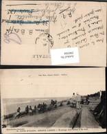390304,Ivory Coast Elfenbeinküste Grand Lahou Roulage Des Billes A La Mer Volkstypen - Ohne Zuordnung