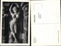 390344,India Konarak Main Temple Tempel A Nayika Statue - Indien