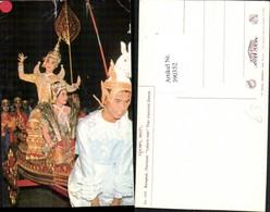 390352,Thailand Bangkok Lakorn-ram Thai Classical Dance Thailänderin Tanz - Thaïland