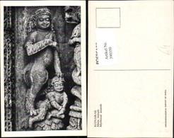 390350,India Konarak Main Temple Tempel Mythical Animals Statue - Indien