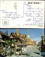 390439,Thailand Bangkok Temple Of The Emerald Buddha Tempel - Thaïland