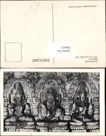 390413,India Konarak Museum Part Of Nava-graha Slab Buddha - Indien