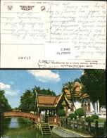 390411,Thailand Bangkok Wat Benchamabopitr Marble Temple Tempel Brücke - Thaïland