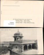 390403,India Agra Zenana In The Fort Festung Turm - Indien