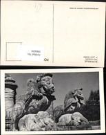 390459,India Konarak Nat-mandir A Gaja-sardula Statuen - Indien