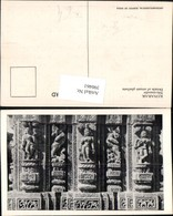 390461,India Konarak Nat-mandir Details Of Ornate Platform Relief - Indien