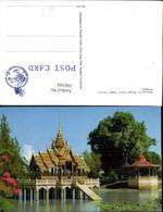 390388,Thailand Bangkok Bang-pa-in Former Kings Summer Palace Pavillon - Thaïland