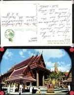 390397,Thailand Bangkok Wat Phra Keo Temple Of Emerald Buddha Tempel - Thaïland
