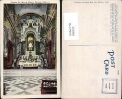 390535,Cuba Havana Havanna Merced Church Interior Kirche Innenansicht - Ansichtskarten