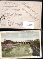 390595,Panama Canal Gatun Spillway Hydro-Electric Station Kraftwerk Damm - Panama
