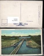 390591,Panama Canal Miraflores Locks Kanal Schleuse - Panama