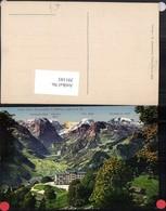 391103,Grand Hotel Braunwald Bergkulisse Kt Glarus - GL Glarus