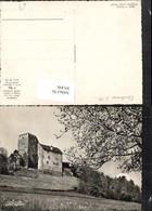 391498,Schloss Habsburg Baumblüte Kt Aargau - AG Aargau