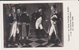 ALLEMAGNE--POTSDAM---Napoleon I. Am Sarge Friedrichs D. Groben In Der Garnisonkirche Potsdam---voir 2 Scans - Potsdam