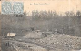 BRIEY - 54 - CPA  RARE - La Sortie Du Tunnel  - MEILLEUR PRIX - ENCH0616 - - Briey