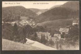 Bad Grund. Blick Vom Schönhofsblick Nach SUMATRA NEDERLANDS INDIË - Bad Grund