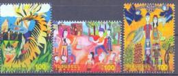 2014. Armenia, Children´s Drawings, 3v, Mint/** - Armenia