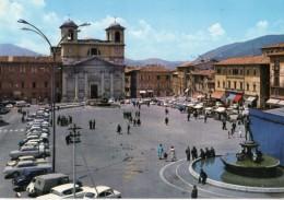 < Automobile Auto Voiture Car >> Ford Consul Classic 315, Jeep, Lancia Flavia Coupé, L'Aquila - Voitures De Tourisme