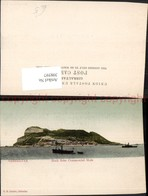 398597,Gibraltar Rock From Commercial Mole Dampfer - Gibraltar