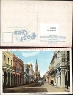 398915,Cuba Havana Reina Street Straßenansicht - Ansichtskarten