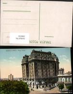 398939,Argentina Buenos Aires Plaza Hotel Gebäude - Argentinien