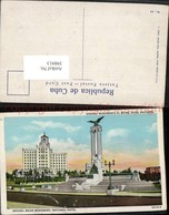 398913,Cuba Havana Monumento Al Maine Monument Hotel Nacional - Ansichtskarten