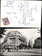 401088,Serbia Beograd Belgrad Hotel Balkan Straßenansicht - Serbien