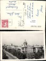 401091,Serbia Beograd Belgrad Narodna Skupstina Parlament Gebäude - Serbien