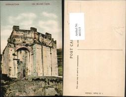 401515,Gibraltar Old Moorish Castle Burg - Gibraltar