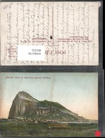 401522,Gibraltar Rock As Seen From Spanish Teritory - Gibraltar