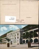 401521,Gibraltar South Barracks Gebäude Arkaden - Gibraltar