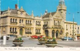 WESTON SUPER MARE - TOWN HALL - Weston-Super-Mare
