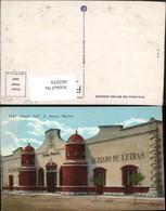 402059,Mexico Chihuahua Ciudad Juarez Carcel Jail Gebäude - Mexiko
