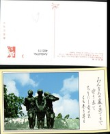 402171,Japan Okinawa Kenji-no-To Tower Of Brave Youth Statuen - Japan