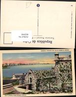 402090,Cuba Habana Havana Gulf Avenue From Morro Castle Festung - Sonstige
